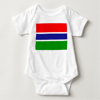 Gambia Flag Infant Creeper