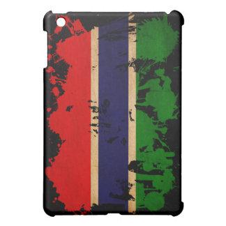 Gambia Flag Case For The iPad Mini