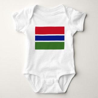 Gambia Flag Shirt
