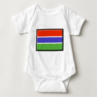 Gambia Flag Shirts