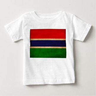Gambia Flag T-shirt