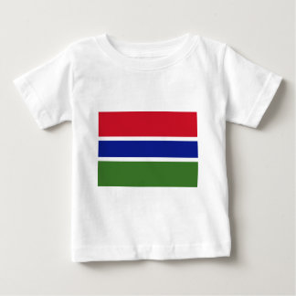 Gambia Flag T-shirts