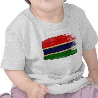 Gambia Flag Tees