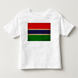 Gambia Flag Tshirts