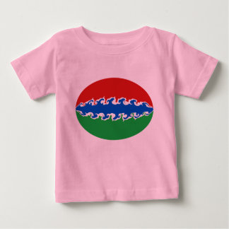 Gambia Gnarly Flag T-Shirt