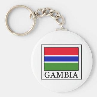 Gambia keychain