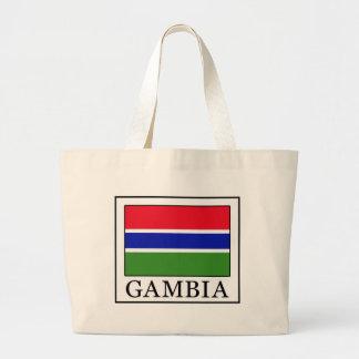Gambia Large Tote Bag