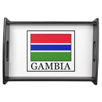 Gambia Serving Platter