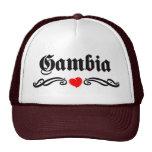 Gambia Trucker Hats