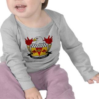 Gamble Family Crest Tee Shirt