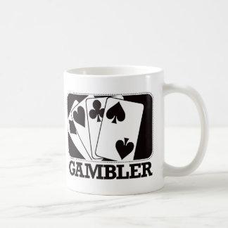 Gambler - Black Mug