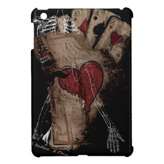 Gambler Death Card iPad Mini Cases