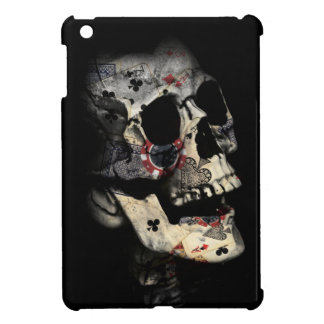 Gambler Death Skull Case For The iPad Mini