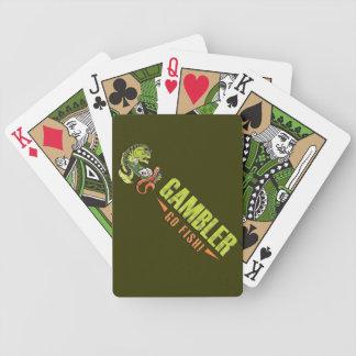 Gambler Lures Bicycle Playing Cards