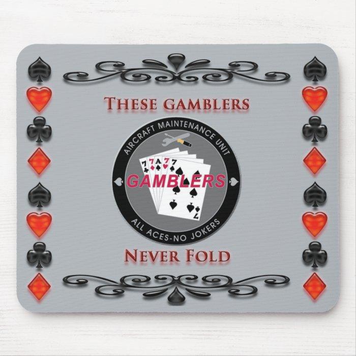 Gambler Mouse Pad
