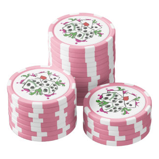 Gambler Poker Chips