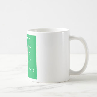 Gambler s Math Coffee Mug