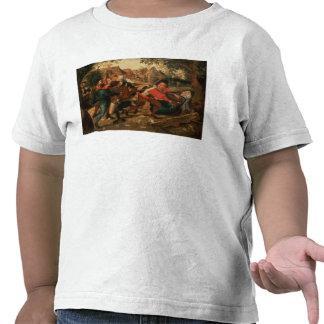 Gamblers Quarrelling T-shirts