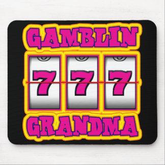 GAMBLIN GRANDMA MOUSE MAT