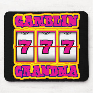 GAMBLIN GRANDMA MOUSE PAD