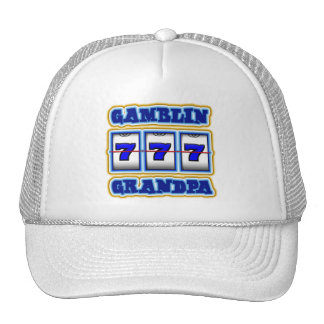 GAMBLIN GRANDPA CAP