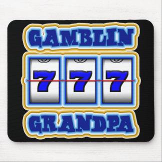 GAMBLIN GRANDPA MOUSE PAD