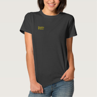Gamblin Granny Shirt Embroidered Shirt