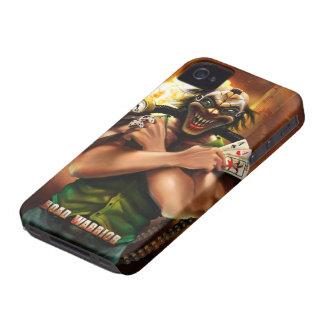 Gambling Clown iPhone 4 Covers