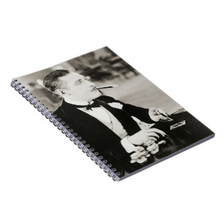 Gambling Man 1930 Notebook