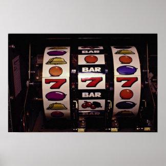 Gambling slot machines print