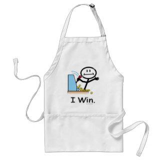 Gambling (win) standard apron