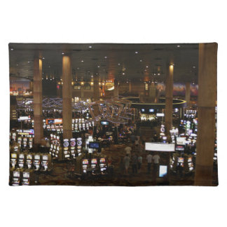 Game Casino Gambling Las Vegas Casino America Placemat