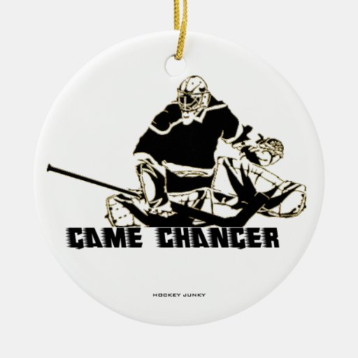GAME CHANGER CHRISTMAS TREE ORNAMENTS
