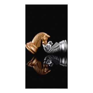 Game Chess Play Picture Card