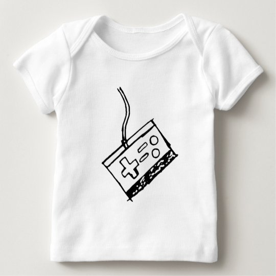 Game Controller Baby T-Shirt