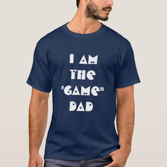 Game Dad T-shirt