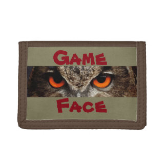 Game Face Wallet