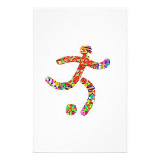 Game FootBall Icon Symbol Stationery