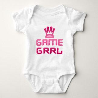 game grrl shirt