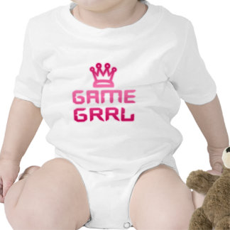 game grrl t shirts