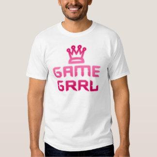 game grrl tshirt