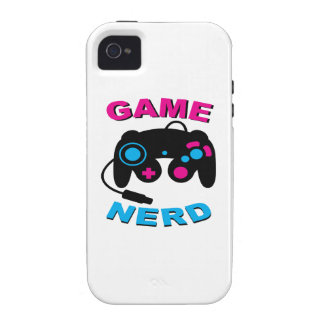 Game Nerd iPhone 4/4S Covers