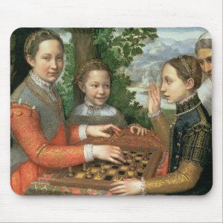 Game of Chess, 1555 Mouse Mat