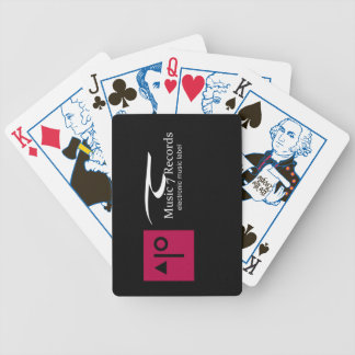 Game of I baralho Poker Bicycle® Music 7 Bicycle Playing Cards