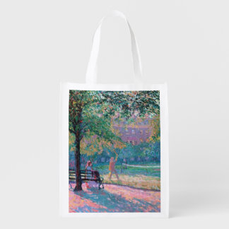 Game of Tennis Market Tote