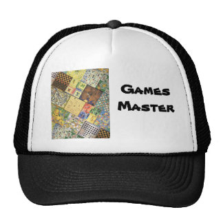 Game on!  Board games Cap