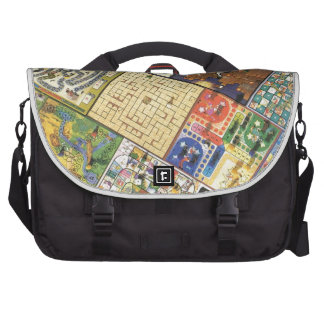 Game on!  Board games Laptop Computer Bag