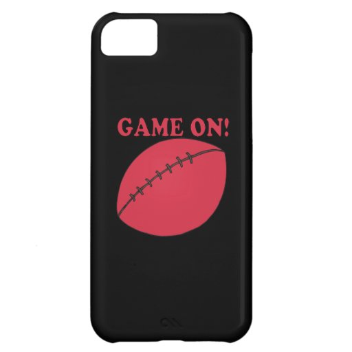 Game On Cover For iPhone 5C