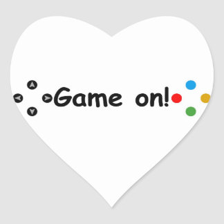 Game On! Controller Sticker