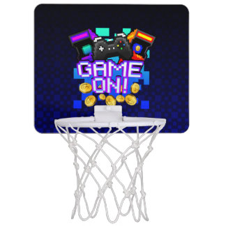 Game On! Mini Basketball goal Mini Basketball Hoop